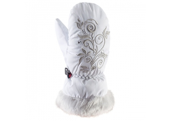 Viking Natty mitten white