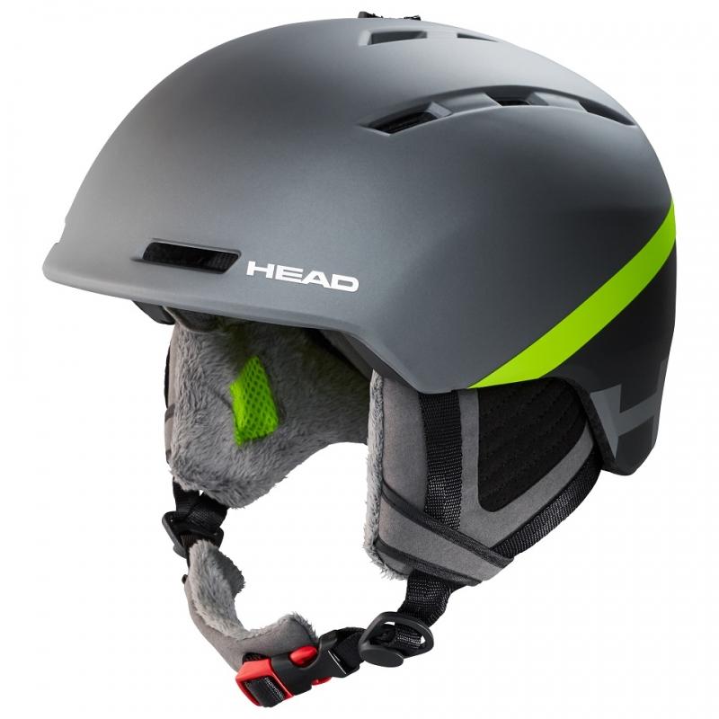 HEAD VARIUS grey/lime