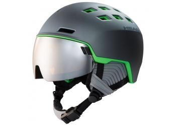 HEAD RADAR grey/green