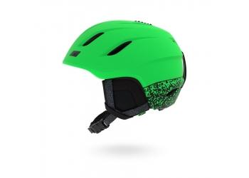 GIRO Nine Mat Bright Green L 18/19